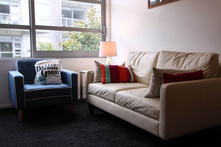 Comfortable furnishings - relax and rest