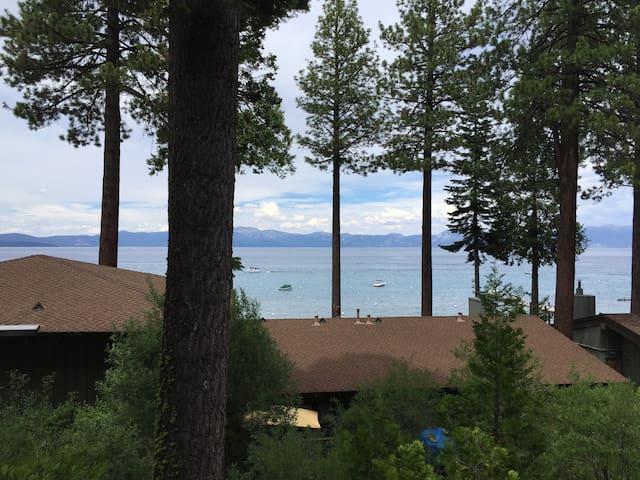 Lake View Cozy Condo