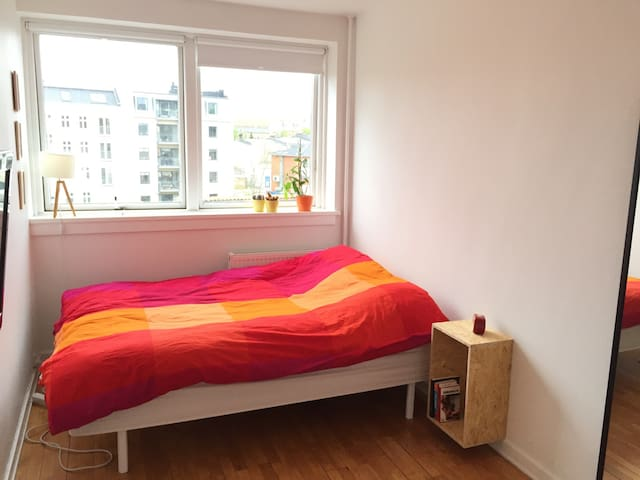 Bright room in cozy surroundings! - København  - Flat
