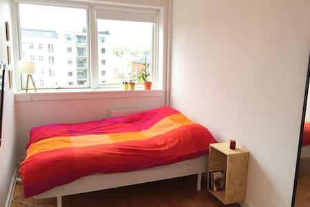 Bright room in cozy surroundings! - København  - Huoneisto
