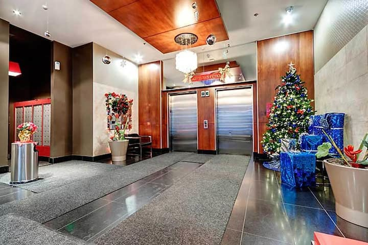 Best LOCATION OLD MONTREAL top-floor luxury CONDO - Montréal - Wohnung