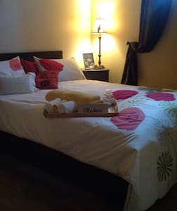 BedBathBreakfast ,cozy+private... - Winnipeg