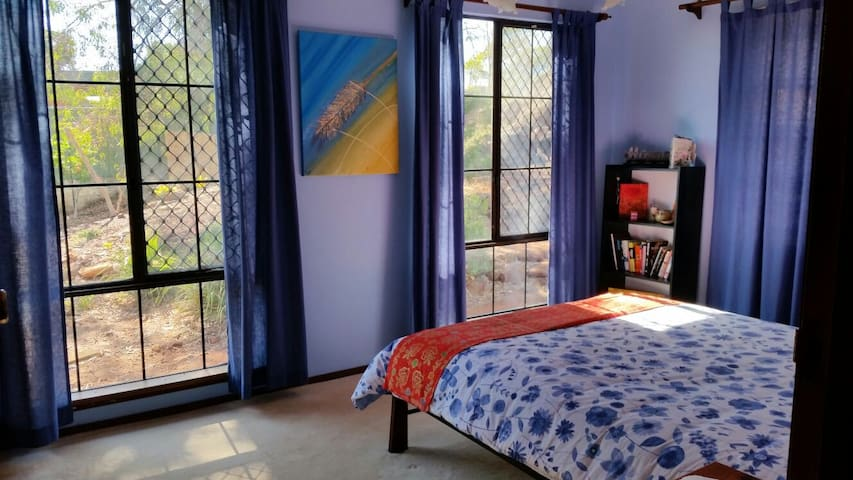 Garden View Blue Room - Toodyay - Dom