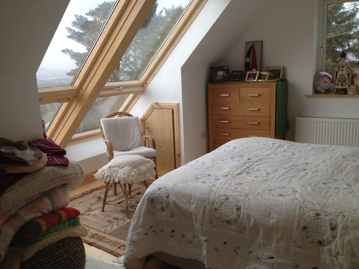 Double room with views of Bantry Ba