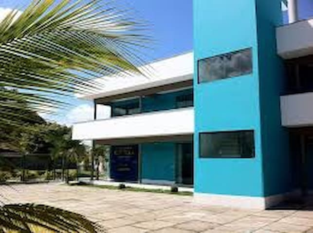 Flat frente ao mar - Ubatuba - Apartamento