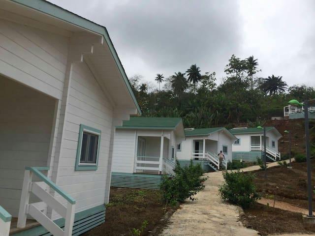Ngembú Resort - São Tomé, ST - Huis