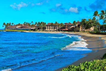 Poipu Kapili #54-OceanFront Luxury - Koloa