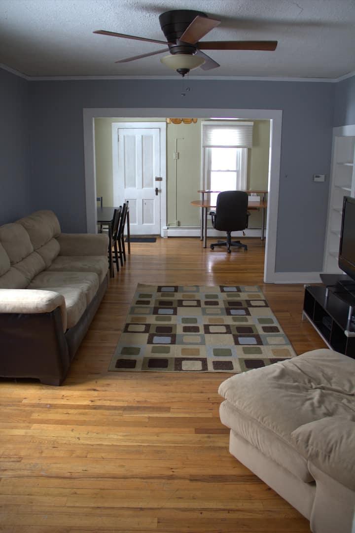 Best Deal Downtown! 2-bedroom condo
