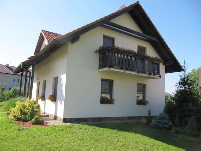 Adam's BnB - Trenčin - บ้าน