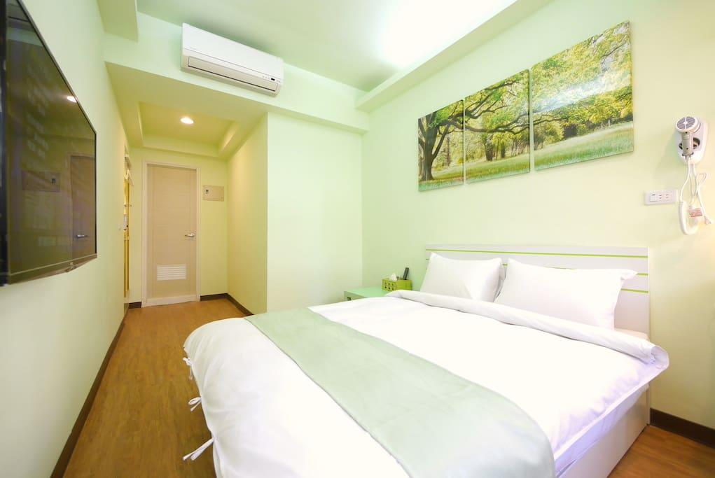 乾淨舒適的環境 Clean and comfortable environment