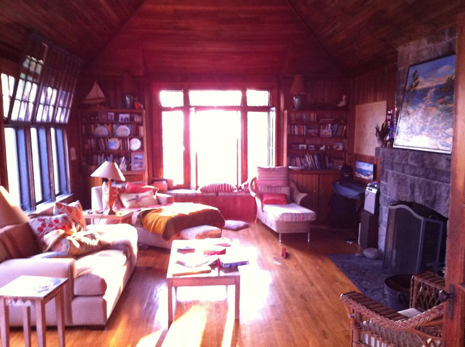 Outer Georgian Bay Island Cottage - Cabins for Rent in Georgian Bay ...