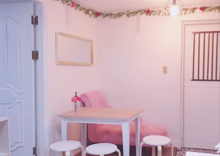 ♡vivian's house♡Hongdae stn 3mins@cozy house