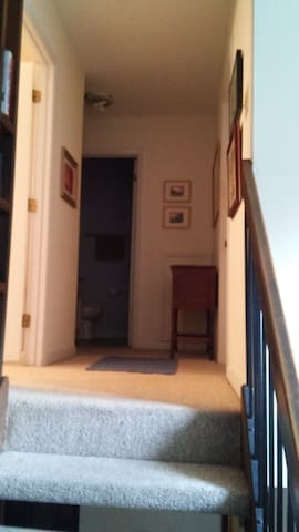 Private Bed and Bath - Durham - Reihenhaus