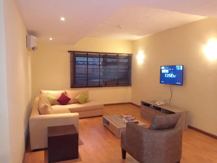 Well Furnished and Spacious 1 bedroom in Ikoyi