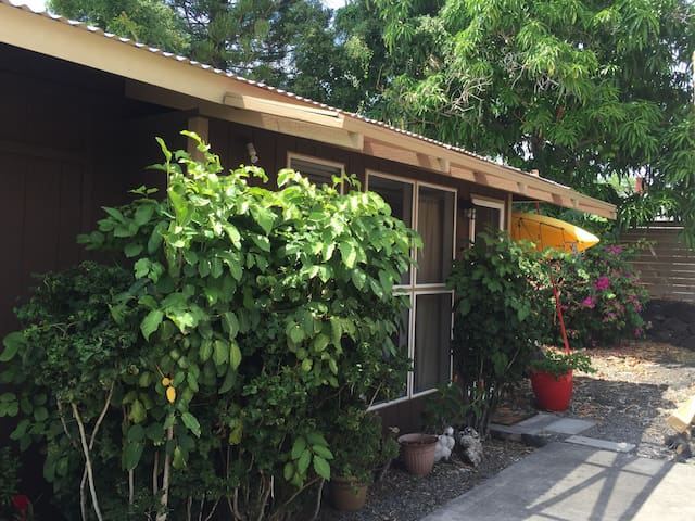 Private detached studio in Kailua Kona - Mauka - ไคลูอา-โคน่า