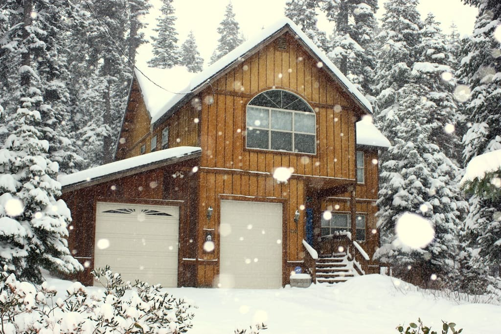 Winter Time, Blue Jay Lodge