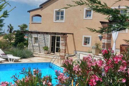 Schitterende Istriaanse Villa met prive zwembad - Mušalež - วิลล่า