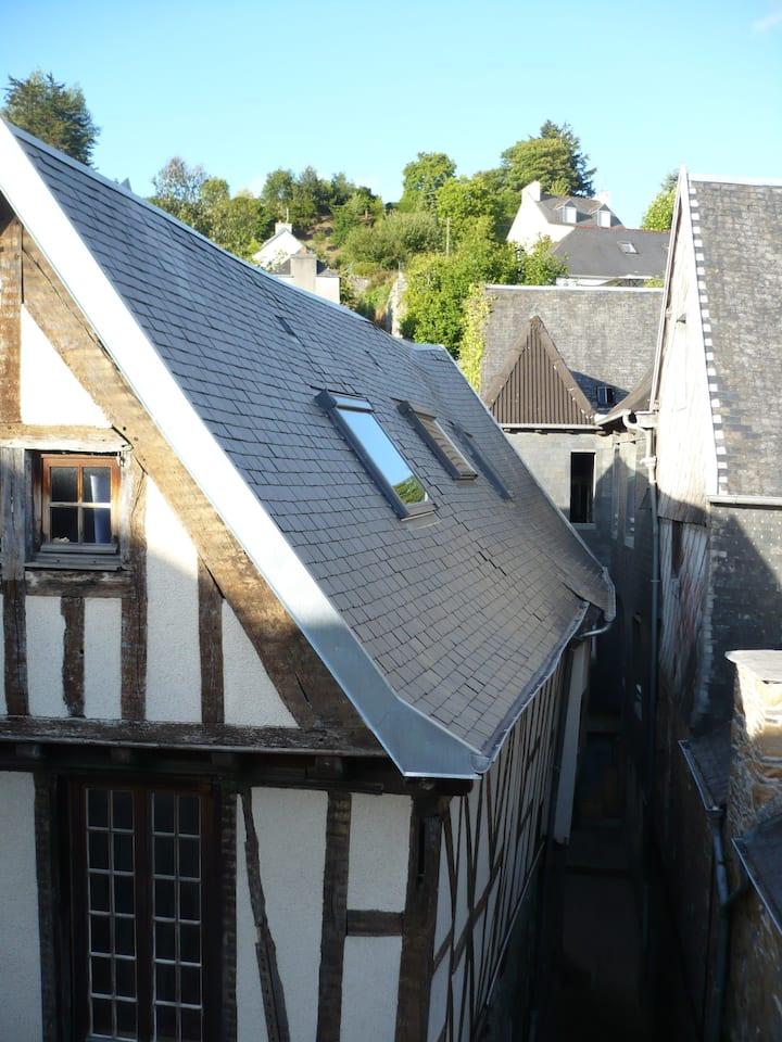 Studio  quartier historique centre-ville