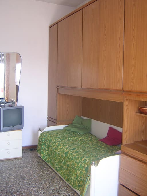 Private Room With Wardrobe