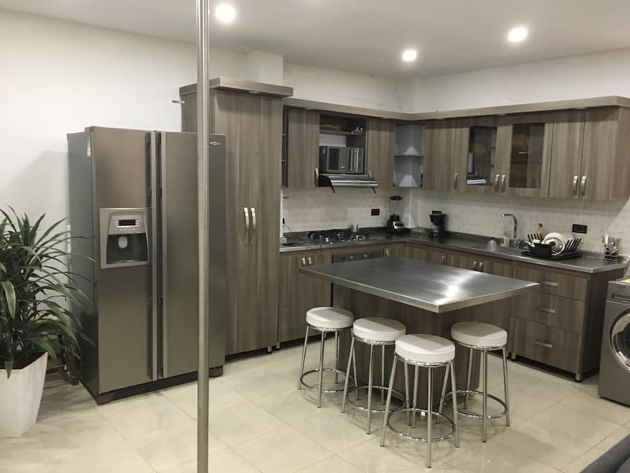 Brand new fully loaded kitchen