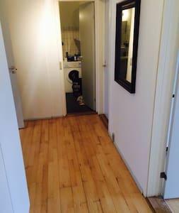 3 værelses lejlighed på 89kvm. - Måløv - Wohnung