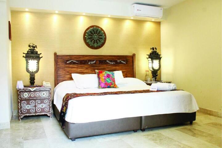 suite 10 Suite Deluxe con cama extragrande