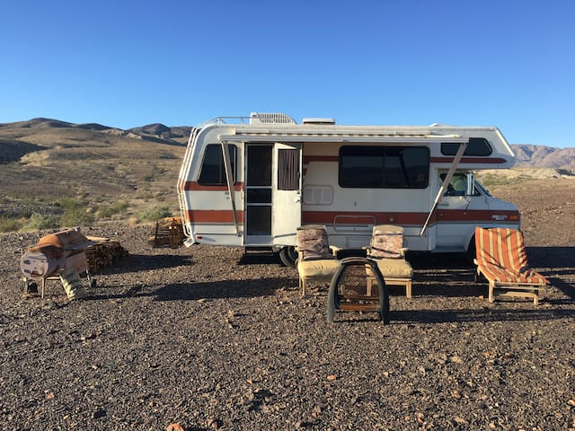 RV at the Baseline Ranch