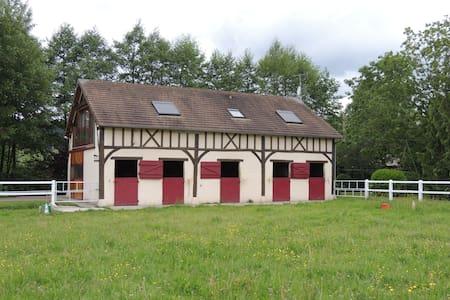Gite de Charleval Chambre Jaune - Charleval