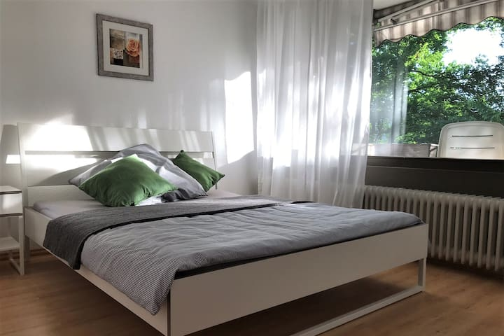 5★ Cozy Apartment✔Citchen✔45 Min Frankfurt✔Netflix
