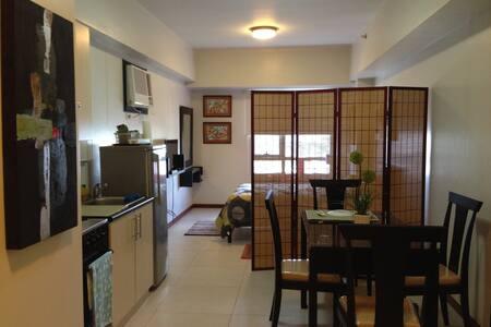 Upscale studio unit near Greenbelt - Makati City - Wohnung