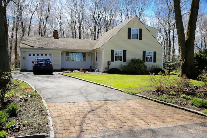 Family Friendly North Fork Home - Cutchogue - Hus