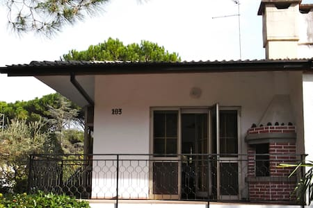 Villa Matteo Lignano Riviera - Lignano Sabbiadoro - วิลล่า