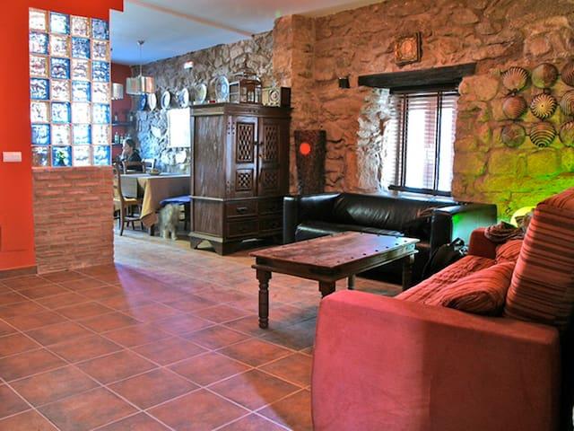 Casa del siglo XVIII  - Jarilla - Huis