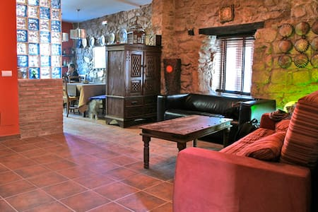 Casa del siglo XVIII  - Jarilla