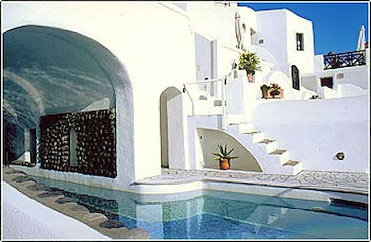 Junior suites in Oia- Complex   - Thira - Apartament