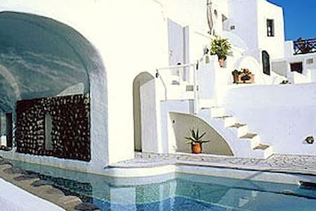 Junior suites in Oia- Complex   - Thira