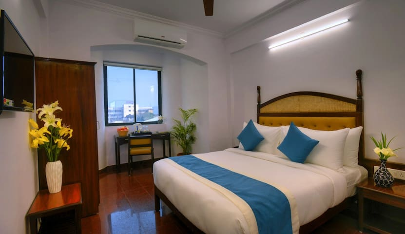 B&B Boutique Room in heart of Panjim City