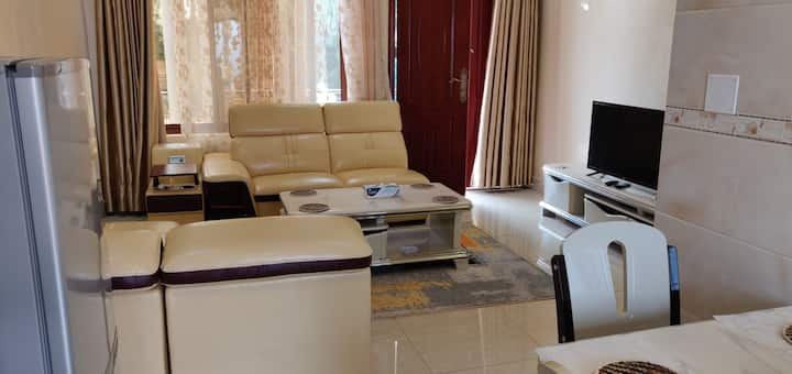 Kigali Business Suite 2bedr. 2 bath. Full Privacy