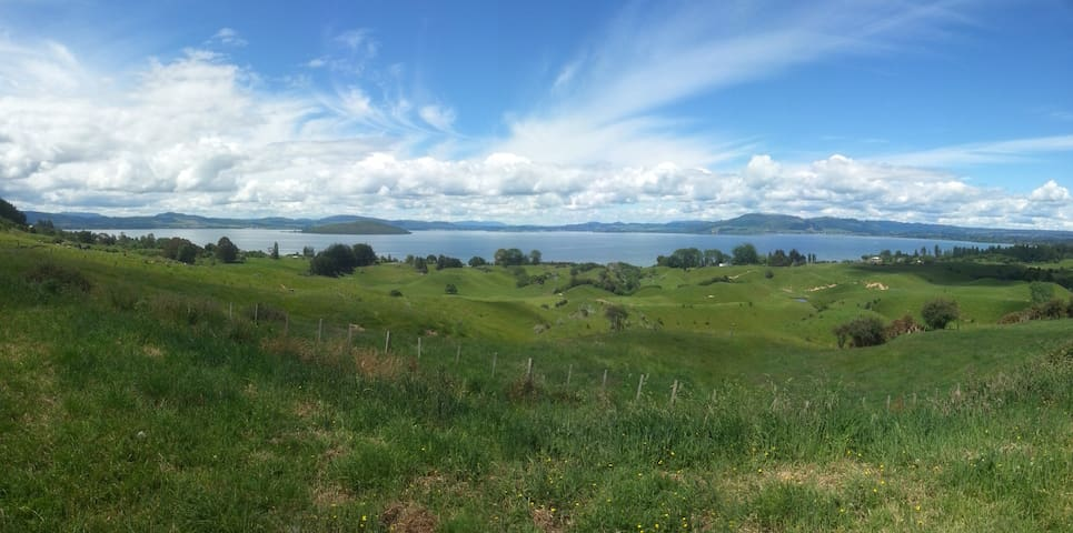 Lake Views - Rotorua