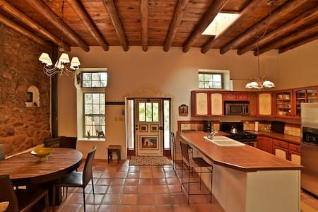 Tesuque Creek House - Santa Fe