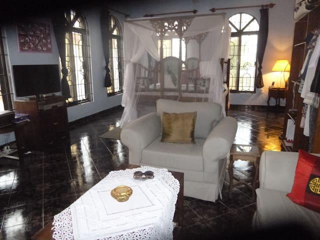 Magical Zanzibar - Stonetown Rooftop Penthouse