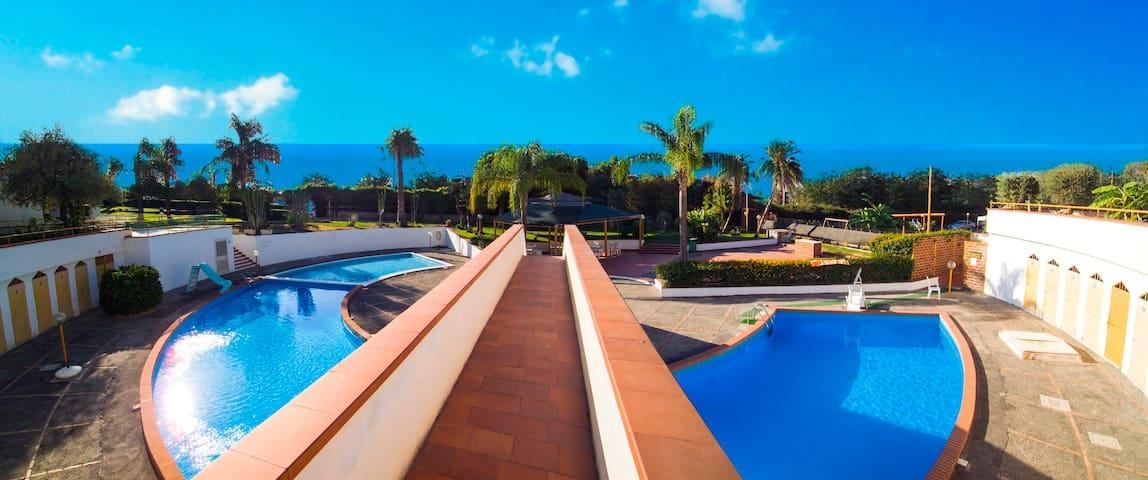 Sole Mare 2 Letojanni - Villagonia - Apartment