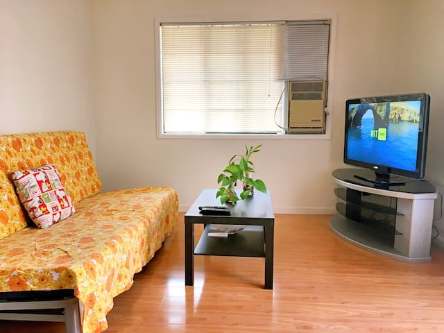Private & Cozy 1 bedroom suite in-law near SF/SFO - Millbrae - Einliegerwohnung