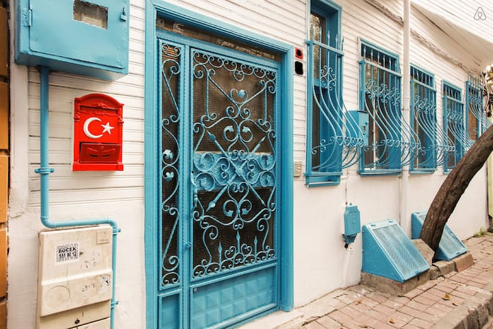 Villa BlueWhite for 9pax to Ideal   - İstanbul - Villa