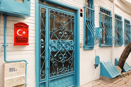 Villa BlueWhite for 9pax to Ideal   - Istanbul