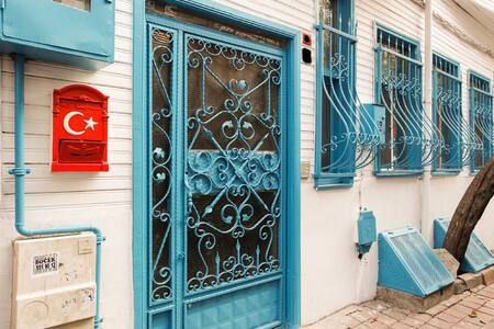 Villa BlueWhite for 9pax to Ideal   - Istanbul - Villa