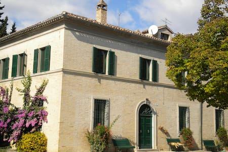 Casa colonica in antica fattoria  - Macerata - Apartmen