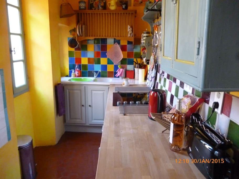 Kitchen Ist floor