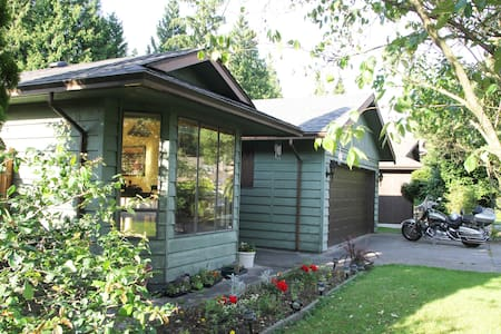 1 bedroom in a private home, quiet  - Langley - Haus