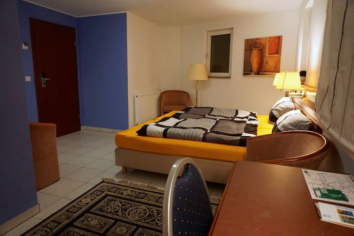 Comfortable Hotel-Like Room (8)